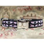 View Image 2 of Katrina Dog Collar and Leash Set by Diva Dog