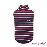 View Image 1 of Fritz Cat Sweater by Catspia - Navy