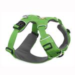View Image 1 of Front Range Dog Harness by RuffWear - Meadow Green