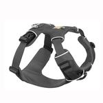 View Image 1 of Front Range Dog Harness by RuffWear - Twilight Gray