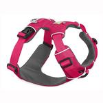 View Image 1 of Front Range Dog Harness by RuffWear - Wild Berry