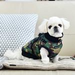 View Image 5 of Frost Dog Vest by Puppia - Camo