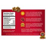 View Image 2 of Fruitables Dog Treats - Pumpkin & Cranberry