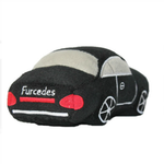 View Image 1 of Furcedes Car Plush Dog Toy