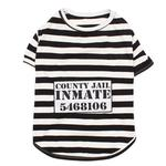 View Image 1 of Furry Inmate Dog Costume Shirt