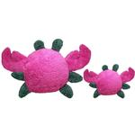 View Image 2 of Duraplush Dog Toy by Cycle Dog - Crab