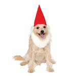 View Image 2 of Garden Gnome Dog Hat With Beard