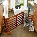 View Image 1 of Gate-N-Crate Folding Pet Gate