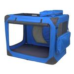 View Image 2 of Generation Soft Dog Crates - Blue Sky
