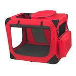 View Image 1 of Generation Soft Dog Crates - Red Poppy