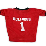 View Image 1 of Georgia Bulldogs Dog Jersey