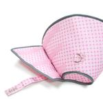 View Image 3 of Get Better Soft Dog E-Collar by Dogo - Pink Dots