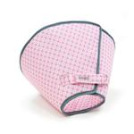 View Image 1 of Get Better Soft Dog E-Collar by Dogo - Pink Dots