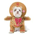 View Image 1 of Gingerbread Pup Dog Costume