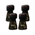 View Image 1 of Go Fresh Pet All Terrain Dog Booteez - Red Nordic
