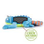 View Image 3 of goDog Amphibianz Chameleon Dog Toy