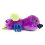 View Image 2 of goDog Bugs Fly Tough Plush Dog Toy - Purple