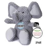 View Image 2 of goDog Checkers Elephant Dog Toy