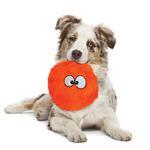 View Image 2 of goDog Furballz Dog Toy - Orange