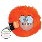 View Image 3 of goDog Furballz Dog Toy - Orange