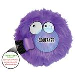 View Image 4 of goDog Furballz Dog Toy - Purple