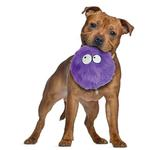 View Image 3 of goDog Furballz Dog Toy - Purple