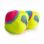 View Image 1 of goDog Retrieval Screwballz Dog Toy