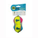 View Image 3 of goDog Retrieval Screwballz Dog Toy