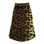 View Image 4 of Gold Paw Fleece Dog Jacket - Leopard