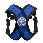 View Image 1 of Gooby Comfort X Step-In Dog Harness - Blue