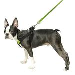 View Image 5 of Gooby Comfort X Step-In Dog Harness - Lime Green