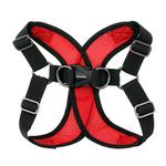 View Image 3 of Gooby Comfort X Step-In Dog Harness - Red