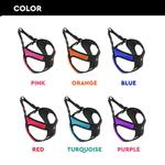 View Image 3 of Gooby Escape Proof Easy Fit Dog Harness - Purple