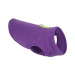 View Image 1 of Gooby Fleece Dog Vest - Purple