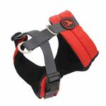 View Image 3 of Gooby Wind Parka Dog Harness - Red