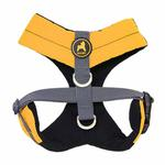 View Image 1 of Gooby Wind Parka Dog Harness - Yellow