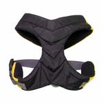 View Image 2 of Gooby Wind Parka Dog Harness - Yellow