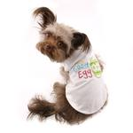 View Image 3 of Good Egg Dog Shirt - White