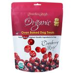 View Image 1 of Grandma Lucy's Organic Oven Baked Dog Treat - Cranberry