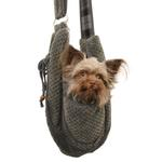 View Image 2 of Gray Puppy Pouch Pet Sling