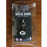 View Image 2 of Green Bay Packers Logo Dog Collar Charm