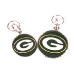 View Image 2 of Green Bay Packers Team Camo Dog Collar and Tag by Yellow Dog