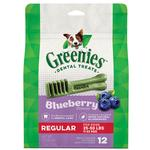 View Image 1 of Greenies Dental Dog Chew - Blueberry Flavor