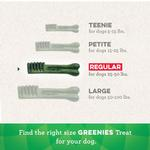 View Image 3 of Greenies Original Dental Dog Chews - Regular Dog Size