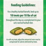View Image 6 of Greenies Smartbites Hairball Control Cat Treats - Chicken