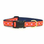 View Image 3 of Greenwich Dog Collar by Up Country