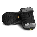 View Image 1 of Grip Trex Dog Boots by RuffWear - 2 Pack - Obsidian Black