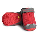 View Image 1 of Grip Trex Dog Boots by RuffWear - 2 Pack - Red Currant