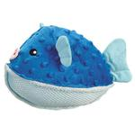 View Image 2 of Grriggles Aquadudes Dog Toy - Puffer Fish