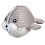 View Image 1 of Grriggles Aquadudes Dog Toy - Seal